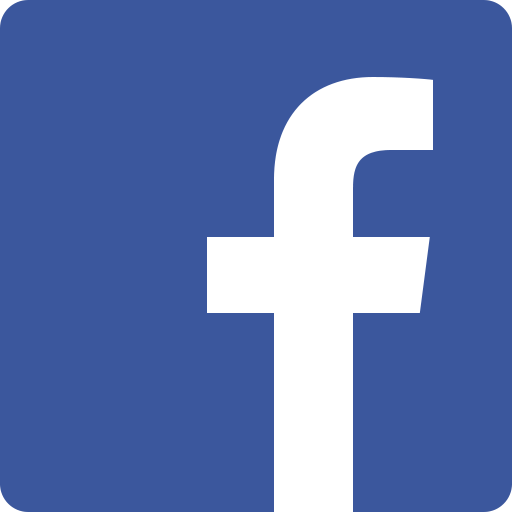 Facebook logo linking to my Facebook Page