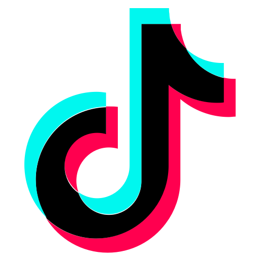 TikTok logo linking to my TikTok account